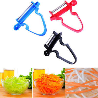 3Pcs Magic Trio Peelers Slicer Shredder Peeler Julienne Vegetable Fruit Cutter 1
