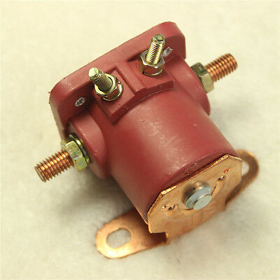 New Solenoid Relay Red 12V Heavy Duty FIT Ford Starter Truck - SW3 - SNL135 Car 12