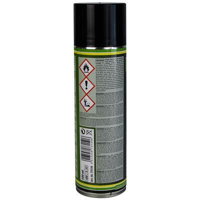 Unterbodenschutz 6 x 500 ml schwarz Bitumen Steinschlagschutz Spray PETEC 3