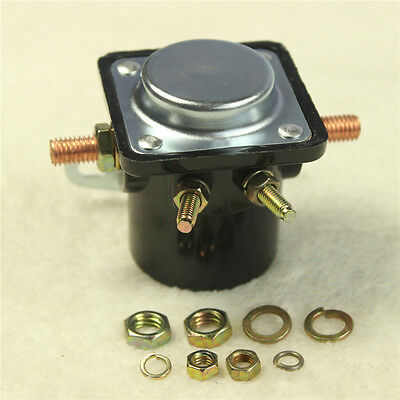 NEW RELAY SW-3 STARTER SOLENOID NEW FITS For 1958-1991 Ford Jeep Mercury Lincoln 3