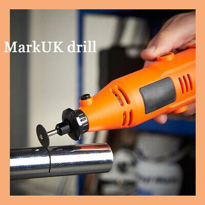 40pcs Drill Hobby Craft Mini Drill Grinder Multi tool Rotary Tool Set 135W HD06 5