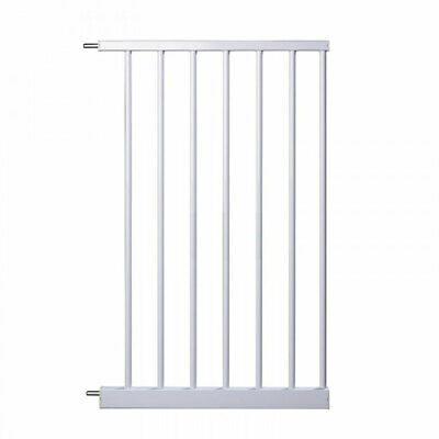 Adjustable Baby Pet Child Kid Safety Security Gate Stair Barrier Door Extension 6