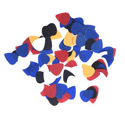 Guitar plectrums / picks - Mixed colours - UK seller - Quick delivery - Plectrum 4