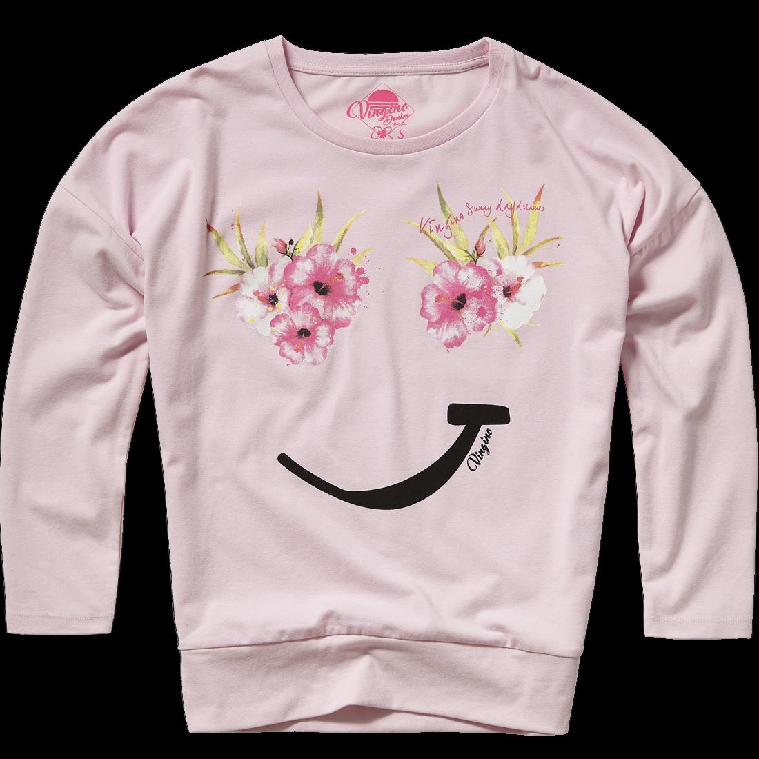 Vingino Schlafanzug/Pyjama WITHNEY SET sorbet  pink NEU reduziert versch. Größen 2