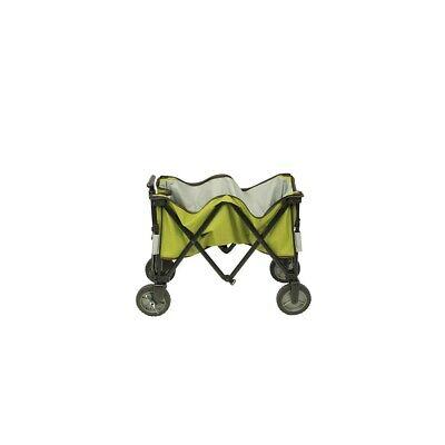 Chariot à glacière à roulettes XL sac de réfrigération chariot de plage pliable 4