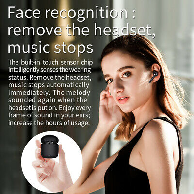 Bluedio Hi wireless bluetooth earphone stereo charging box sport earbuds headset 10