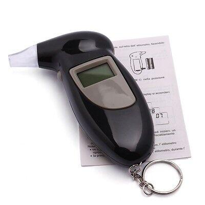 Testeur Alcool Alcotest Alcootest Ethylomètre Ethylotest Numérique LCD Analyseur 2
