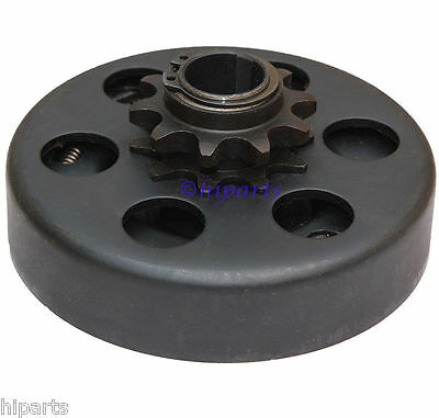 """Centrifugal Go Kart Clutch 3//4/"""" 5//8/"""" Bore 10 11 12 Tooth For 40,41,420 #35 Chain"""