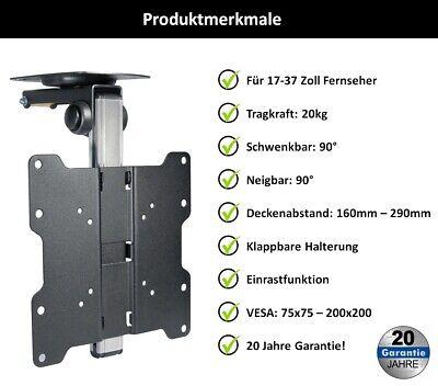 TV DECKENHALTERUNG A160 Halter für SAMSUNG Fernseher ...
