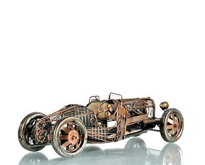 Old Modern Handicrafts 1924 Bugatti Type 35 Open Frame 6