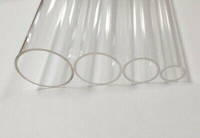 Acrylglas Rohr Klar Rohre Kunststoffrohr Plexiglasrohr Farblos Plexiglas Tube