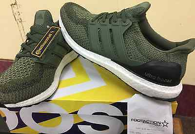 super popular c0f9d dac9e ... 10 of 11 Adidas Ultra Boost M 2.0 Olive Green And Black BB6055 Merino  Wool AUTHENTIC yeez 11