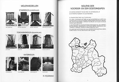 Molens der Noorderen Oosterkempen  Mühlengeschichte Müller Windmühlen 2