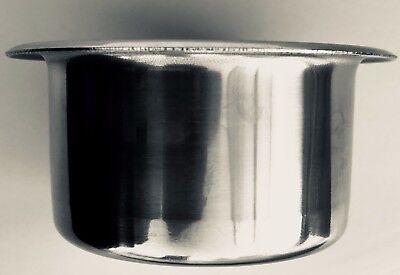 Flaschen- und Becherhalter Edelstahl bis 87mm Ø kardanische Aufhängung