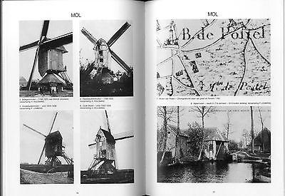 Molens der Noorderen Oosterkempen  Mühlengeschichte Müller Windmühlen 4