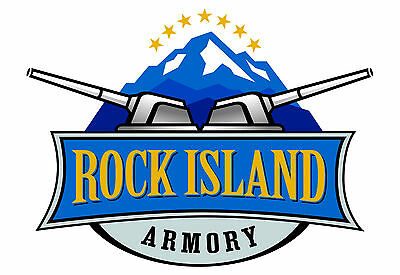 ROCK ISLAND ARMORY Compact 1911 9mm 8-Round Stainless Magazine RIA-MAG