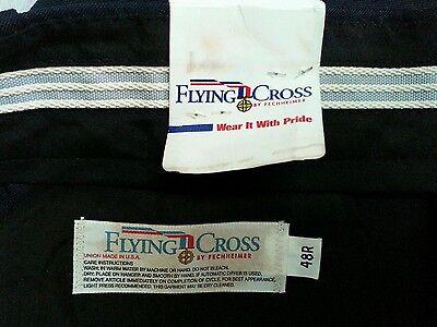Mens Flying Cross COMMAND 3900 Uniform Law Enforcement 4 Pkt Pant W 54 UNHEMMED