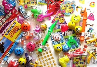 20 x MINI TOUCHABLE BUBBLES BOY GIRL TOY PINATA GIFT BIRTHDAY PARTY BAG FILLERS
