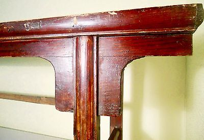 Antique Chinese Ming Scholar Daybed/Bench (2633), Circa 1800-1849 3