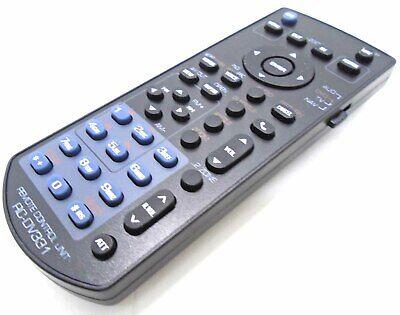 Replacement AUDIO/DVD/TV/NAV Remote For KENWOOD KNA-RCDV331 DDX516 KVT516 DDX616 3