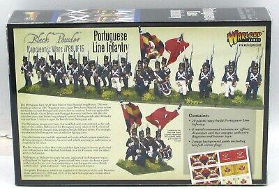 2015 Edit Box MINT Warlord Black Powder Napoleonic Wars   French Line Infantry