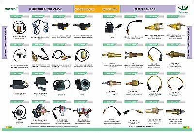 708-2H-25240 708-23-18272 Solenoid Valve FIT KOMATSU  PC200-3 PC200-6-95 PC120-5 8