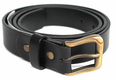 New Quality Genuine Full Grain Leather  Men's  Belt Australian Seller 41008 9