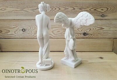 Set of Persephone /Kore and Nike of Samothrace -Queen, Goddess 4