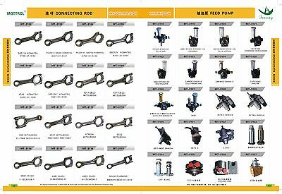 105207-1520 Fuel Feed Pump Fits For Doosan,Daewoo D1146 Dh300-5 Dh220-3 Dh305 11