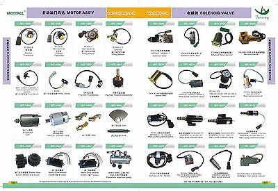 708-2H-25240 708-23-18272 Solenoid Valve FIT KOMATSU  PC200-3 PC200-6-95 PC120-5 10