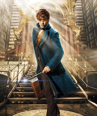 "Newt Scamander Wand 14"", Fantastic Beasts, Harry Potter, Noble, Wizarding World 4"