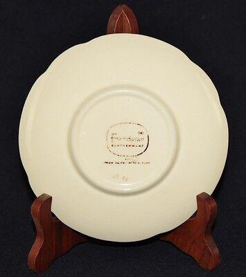 ANTIQUE FRANCISCAN DESERT Rose Teacups & Saucers California USA 1958 ...