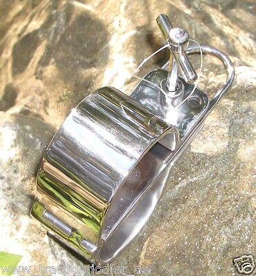 Handschellen boundshop KUB KB 130 Gr. S, L, XL (NEU) stainless steel handcuff 2