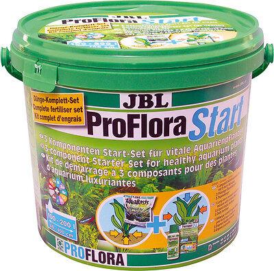 JBL ProfloraStart Set 6 kg 3 Komponenten Start-Set erfolgreiche Pflanzenpflege