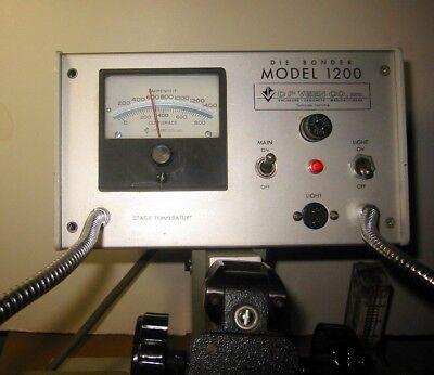 D P Veen Die Bonder Model 1200 7