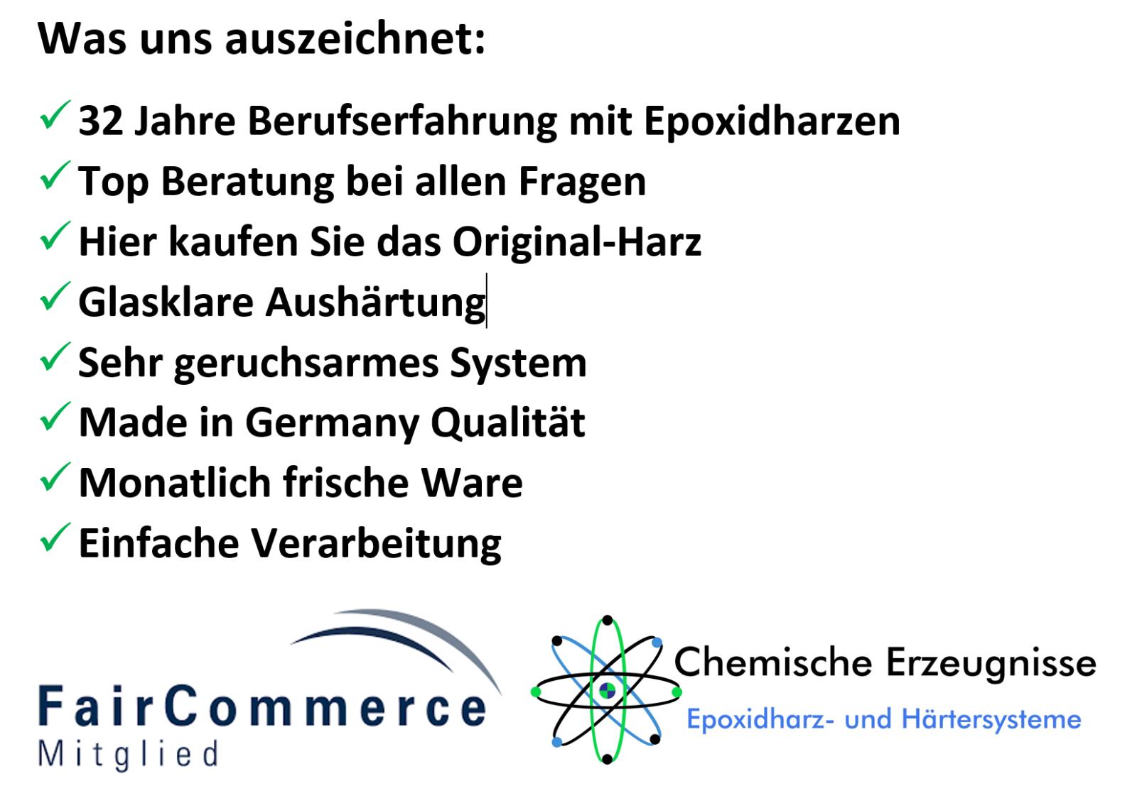 1,8 - 10,1Kg EP-Harz Epoxidharz GFK  Epoxydharz Epoxi Laminierharz Top-Qualität