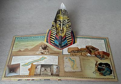 Big Book Of Egypt With Fun Flaps, Tabs, Foils And Pop-up Surprises! 5