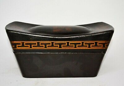 Truhe Kisten Box Schmuckbox Schatulle Holz chinesische Möbel Schatzkiste Vintage 7