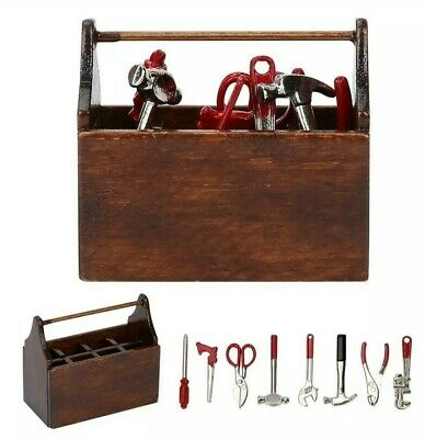 Add to Coles Little Shop 2 Mini Collectables - Mini Tool Box 6