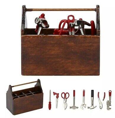 Coles Little Shop Mini Collectables - Mini Tool Box 6