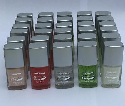 100 nail varnish WHOLESALE MAKEUP JOB LOT POLISH brandNEW  mixed brands colours