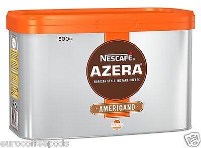 Nescafe Azera Americano Coffee 500g 2