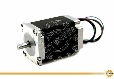 DE Free 2PCS Nema23 Stepper Motor Bipolar 2.2Nm 3A 84mm φ8mm D-Shaft 310oz-in
