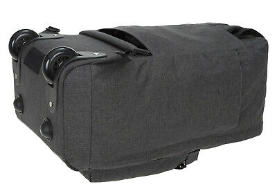 Handgepäck Rucksack Trolley Worldpack Reisetasche Weekender 30328-0100 Schwarz 11