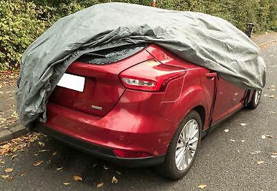 UKB4C Breathable Water Resistant Car Cover fits Mercedes-Benz SLK-Class 9