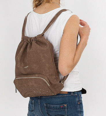 53655744faf17 ... Beutel ELEPHANT GLAM SHINE Damen Rucksack Handtasche Damenrucksack  Kunstleder WA 3