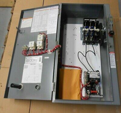 1 Nuovo Square D 8538SBG Dimensione 0 1PH Combinazione Avviatore Monofase 120V 2