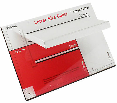C4 C5 C6 C7 Size Postal Box Royal Mail Large Letter Postal Cardboard Mailing Box 3