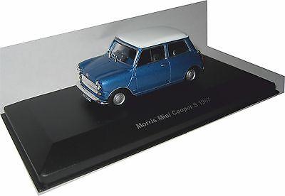 Mini Cooper S R50 Gelb mit Weissem Dach 1 Generation 2001-2006 ca 1//43 1//36-1//4