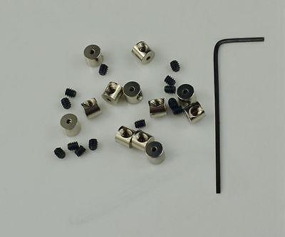 36 Pin Keepers Locking Pin Backs Pin Locks FAST USA SHIPPING 2